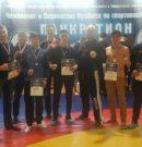 В Кемерово прошел чемпионат и Первенство Кузбасса по Панкратиону